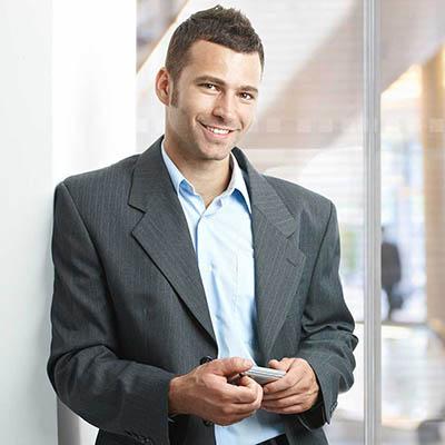 Image of a team member